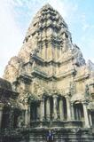 2001, me at Angkor Wat (I'm that little dot down at the bottom)