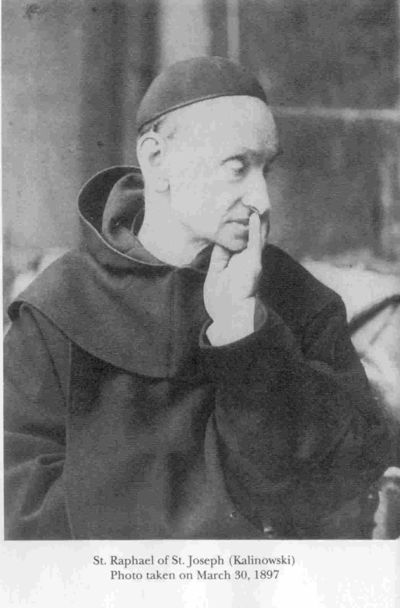 Father Rafael Kalinowski, 1897